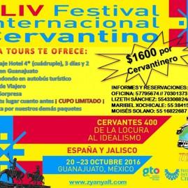 Festival Internacional Cervantino 2016