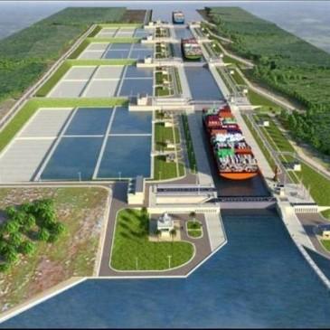 Listos para la ampliación del Canal de Panamá